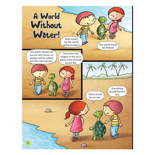 a world without water summary